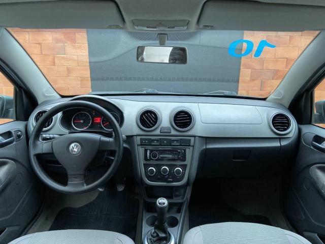 Volkswagen Voyage 1.6 MI COMFORTLINE 8V FLEX 4P MANUAL - Foto 9