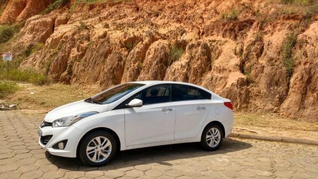 Hyundai HB20s 1.6 Premium Aut Branco Completo - Foto 3