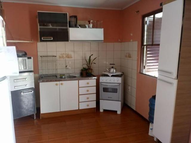 Casa dois pisos com garagem e piscina - Foto 5