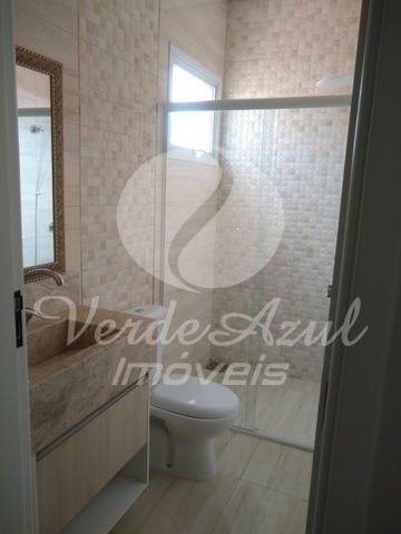 Casa à venda com 3 dormitórios em Jardim golden park residence, Hortolândia cod:CA005197 - Foto 11