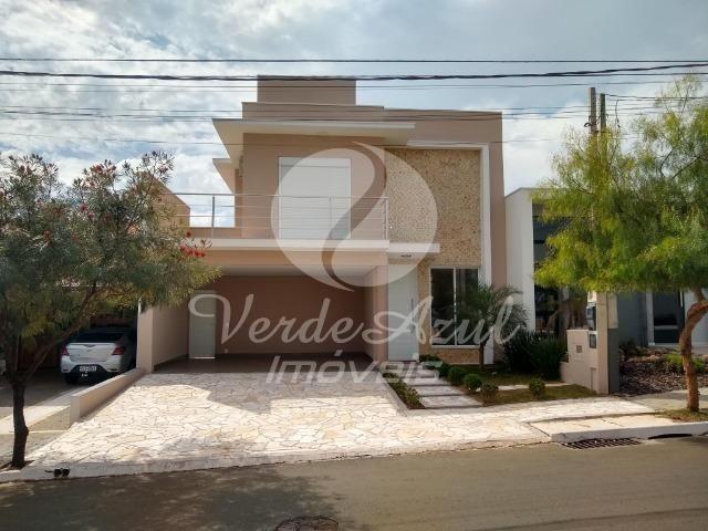 Casa à venda com 3 dormitórios em Jardim golden park residence, Hortolândia cod:CA005197