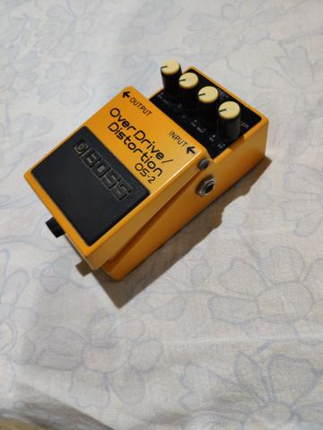 Pedal OverDrive/Distortion OS-2 - Foto 5