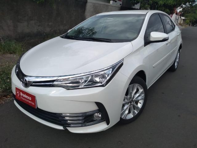 Toyota Corolla 2.0 XEI 2017/2018 apenas 31000km