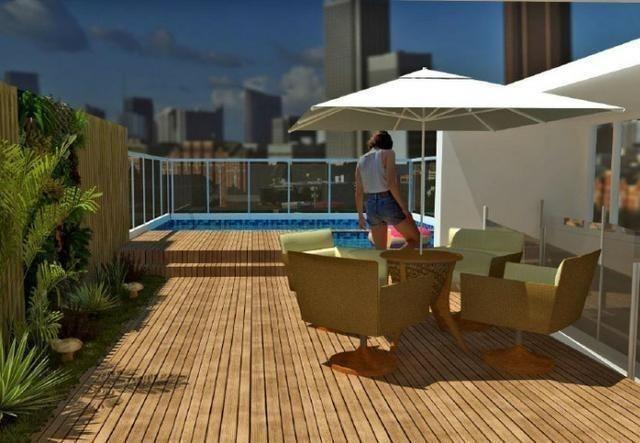 JE- Menor Preço da Região, 2 quartos com Varanda, na Torre - Edf. Vila Luiza - Foto 2