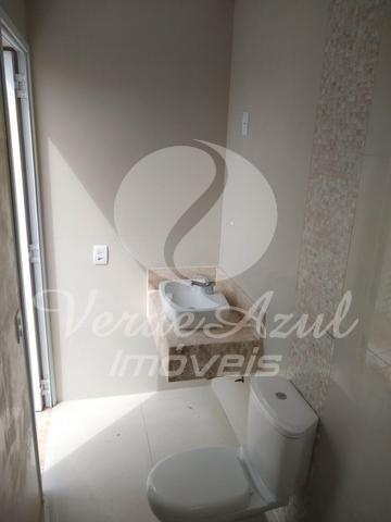 Casa à venda com 3 dormitórios em Jardim golden park residence, Hortolândia cod:CA005197 - Foto 12