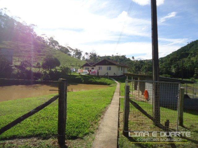 Chácara à venda com 2 dormitórios em Rio mandioca, São bento do sul cod:62CH - Foto 11