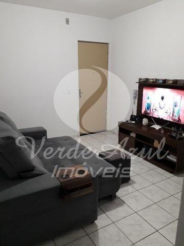 Apartamento à venda com 2 dormitórios em Jardim nova mercedes, Campinas cod:AP005194 - Foto 6