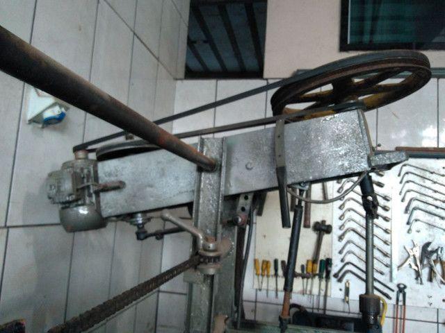 Máquina de retificar e brunir cilindro - Foto 6