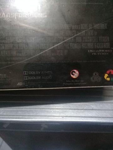BLU ray transformers 4 filmes originais lacrados - Foto 4
