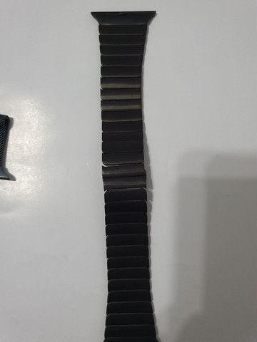 Apple Watch series 4 44mm + 3 pulseiras - Foto 5