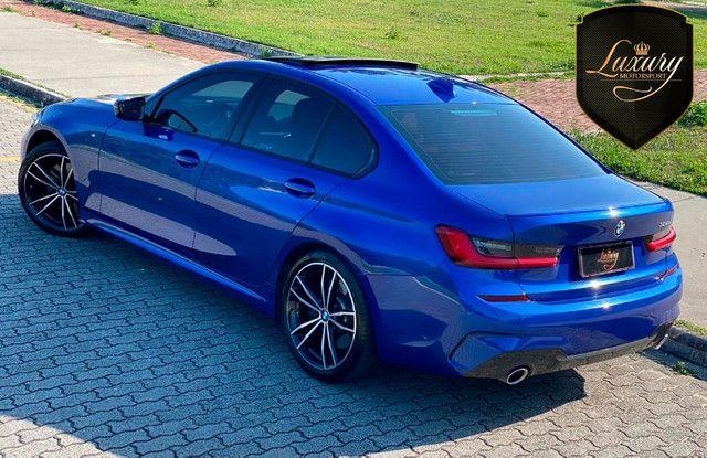 BMW 330i 2020 Azul M-Sport - Foto 18