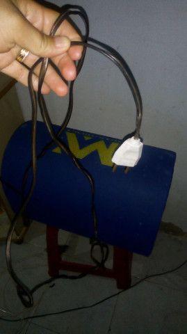 Caixa filé  via bluetooth pen drive cabo auxiliar - Foto 5