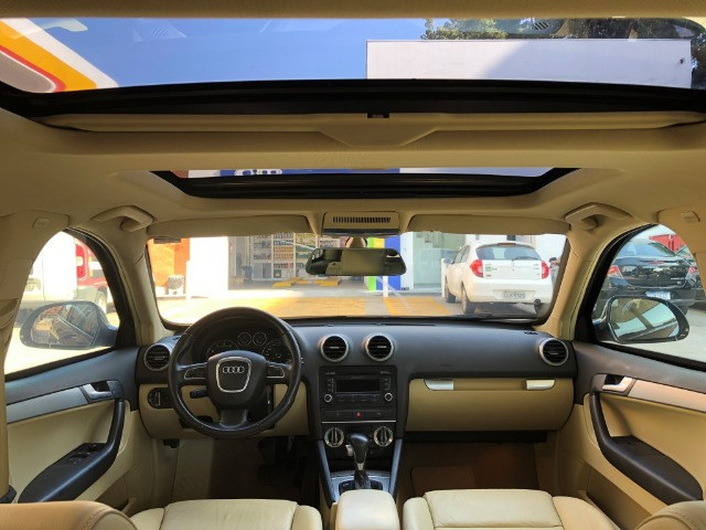 Audi A3 Sportback 2.0 Tfsi S-tronic ano: 2010 Top Blindado Impecavel - Foto 17