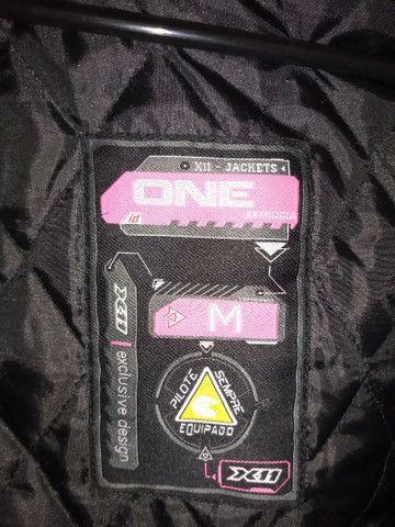 Blusão feminino M X11 - Foto 4