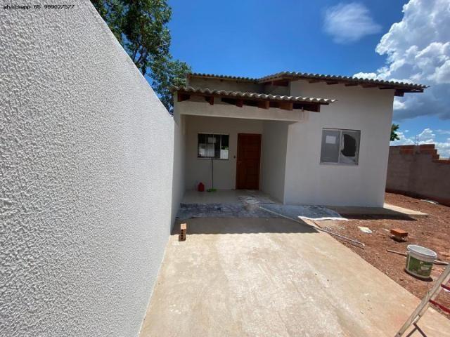 Casa para Venda em Várzea Grande, Colinas Verdejantes, 2 dormitórios, 1 banheiro, 2 vagas
