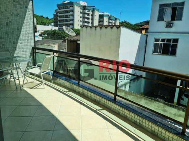 Apartamento à venda com 3 dormitórios em Vila valqueire, Rio de janeiro cod:VVAP30293