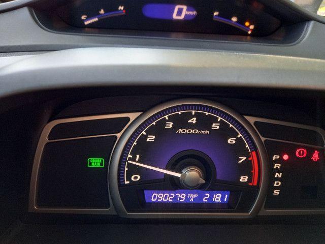 Honda New Civic 2011 lxl.raridade.Financiamento sem entrada - Foto 13