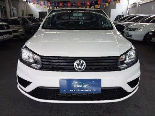 Volkswagen Gol 1.6 ANO 2020 0 km - Foto 2