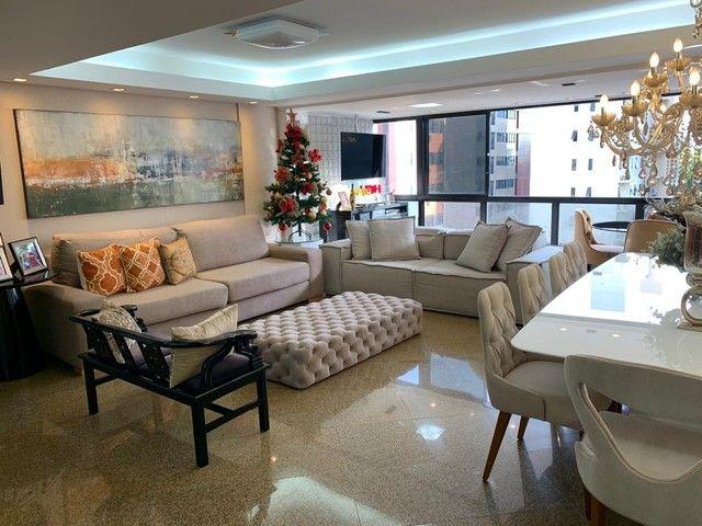 Apartamento para venda com 230 metros quadrados com 4 quartos em Ponta Verde - Maceió - Foto 7
