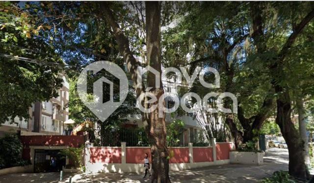 Apartamento à venda com 2 dormitórios em Cosme velho, Rio de janeiro cod:CO2AP49236