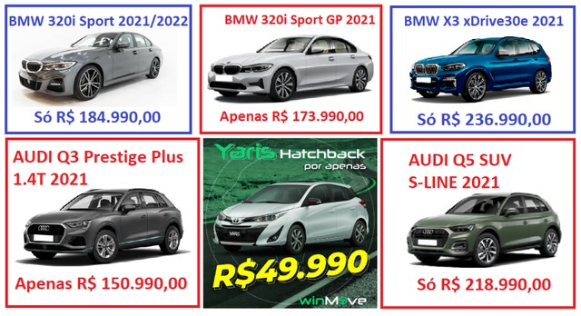 Audi Q3 2021-(Apenas R$ 143.990,00 e com Cashback Leia o anúncio) - Foto 14