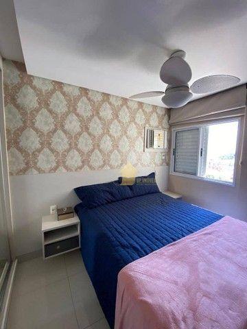 Apartamento com 2 dormitórios à venda, 70 m² por R$ 425.000,00 - Dom Aquino - Cuiabá/MT - Foto 13