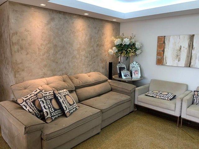 Apartamento para venda com 230 metros quadrados com 4 quartos em Ponta Verde - Maceió - Foto 3