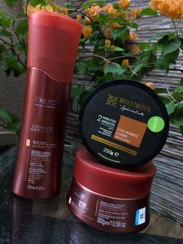 Produtos p/ cabelos ruivos - Foto 5