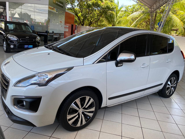Peugeot 3008 Griffe 1.6 Turbo 2015 Completíssimo  - Foto 3