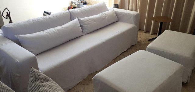 Capa para sofá sob medidas  - Foto 4