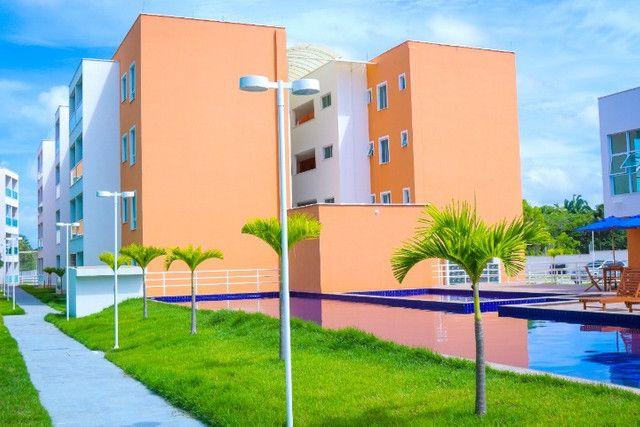 Apartamentos com 2 quartos e lazer completo no Eusébio - Ultimas Unidades - Foto 2