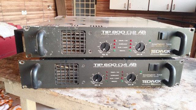 Amplificador de potência   - Foto 3