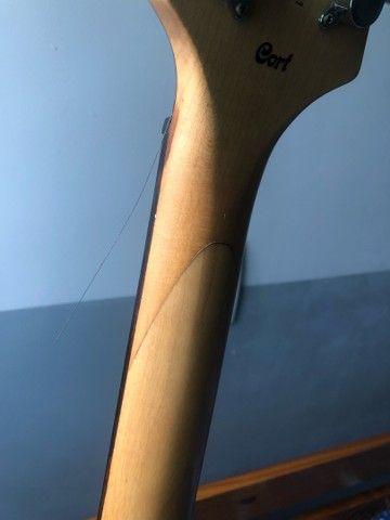 V/T Guitarra Cort Z40 MODIFICADA por baixo (LEIA O ANÚNCIO) - Foto 4