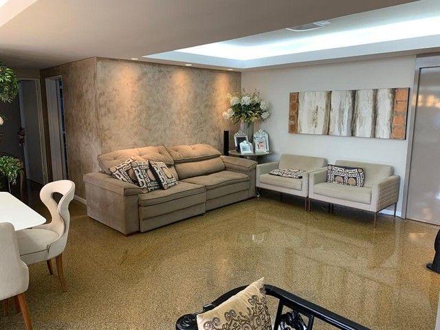 Apartamento para venda com 230 metros quadrados com 4 quartos em Ponta Verde - Maceió - Foto 8