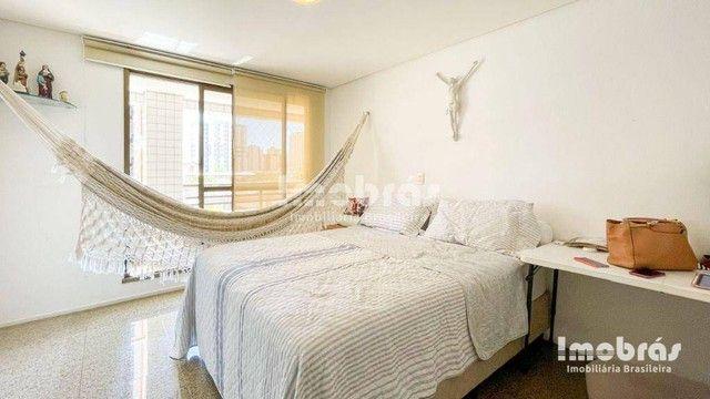Ed. Lucca, apartamento com 4 dormitórios à venda, 207 m² por R$ 1.300.000 - Aldeota - Fort - Foto 19