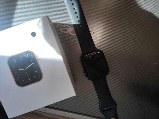 Smartwatch Iwo 12 lite W26 tela infinita - Foto 2