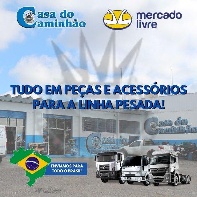 Válvula Solenóide De Corte 12v - Mercedes / Ford / Vw / Gm - Foto 5