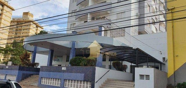 Apartamento com 2 dormitórios à venda, 73 m² por R$ 273.000,00 - Jardim Alencastro - Cuiab