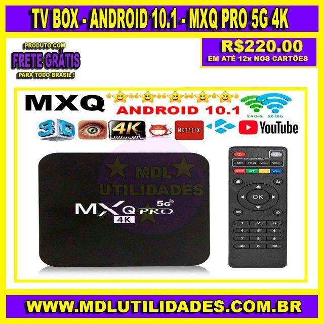 Box Tv Android 10.1 - Transforme Sua TV em Smart