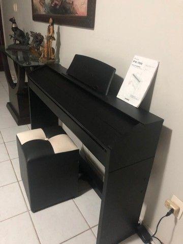 Piano Eletronico Casio Privia PX-750 - Foto 2