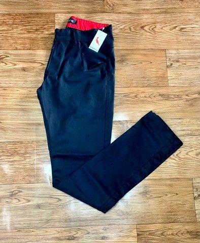 Calça Jeans masculina c/ lycra - Foto 3