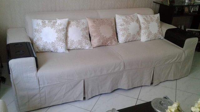 Capa para sofá sob medidas  - Foto 5