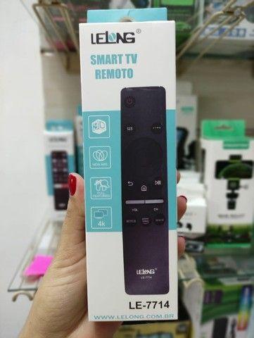 Controle Pra Smart tv Samsung Com Função Netflix - Foto 2