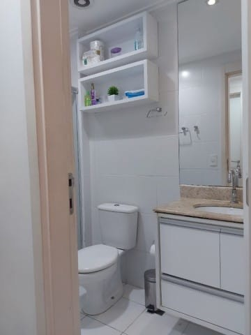 2/4 com suíte - Condomínio Morada Alto do Imbui  - Foto 4