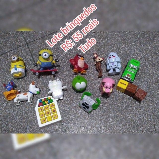 Desapego de Brinquedos novos e semi novos. - Foto 4