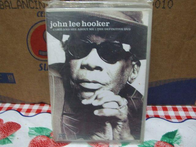 Dvd john lee hoocker