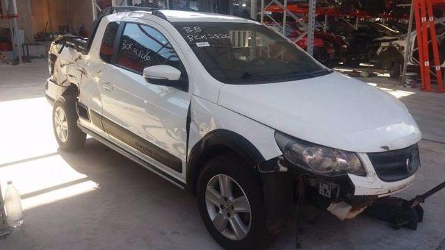 Peças usadas VW Saveiro Cross 2012 1.6 flex 104cv manual - Foto 2