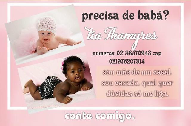 Babá THAMYRES