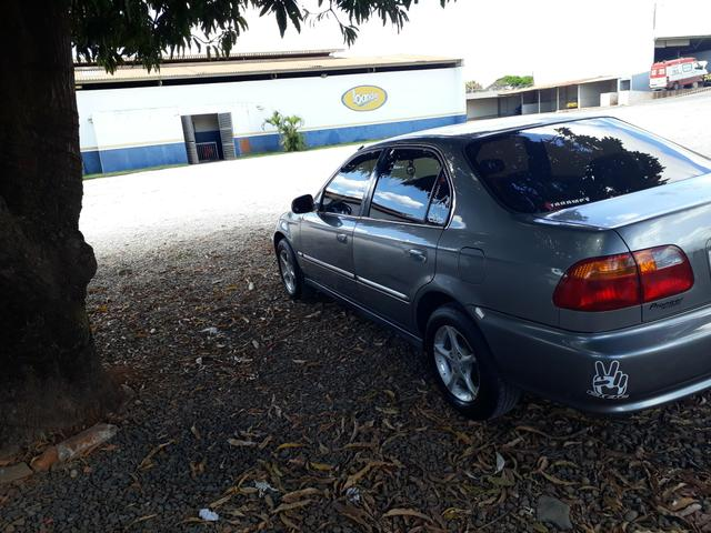 Vendo Ou Troco Honda Civic 2000