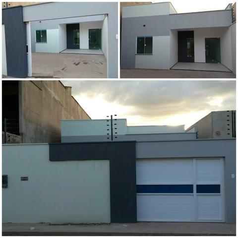 Casa nova - 3 quartos - Cohab 3 - Bacabal